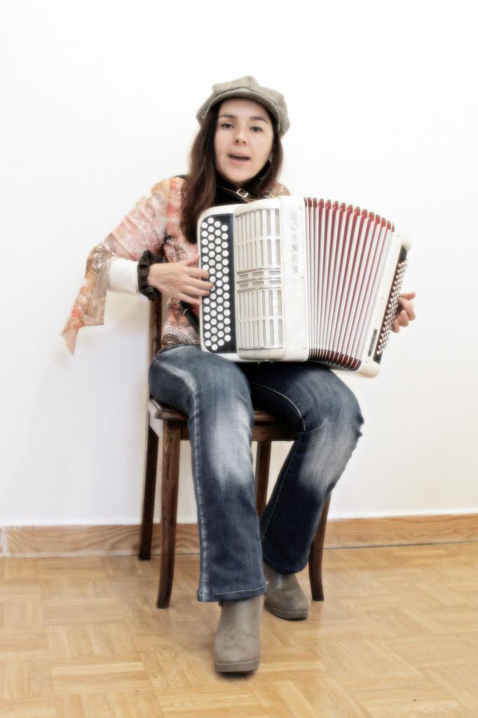 Accordéon chansons en Bretagne